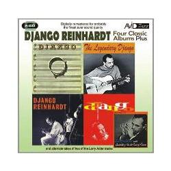 CD DJANGO REINHARDT -FOUR CLASSIC ALBUMS-