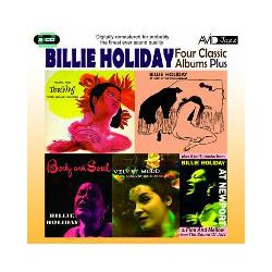 CD BILLIE HOLIDAY -FOUR CLASSIC ALBUMS-