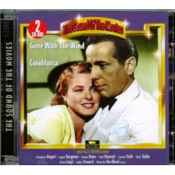 BANDA SONORA CASABLANCA-GONE WITH THE WIND