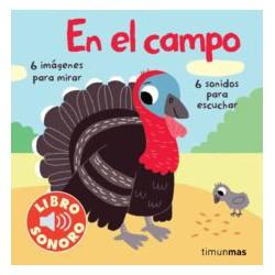 MI PRIMER LIBRO DE SONIDOS: EN EL CAMPO