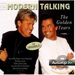 PACK 3 CD MODERN TALKING -THE GOLDEN YEARS-
