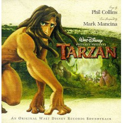CD Phil CollinsCD B.S.O. TARZAN -Phil Collins - Mark Mancina -The Singles-