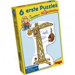 Seis Primeros puzzles – Las obras