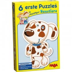 Primeros puzzles – Animales domésticos