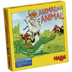 Animal sobre animal - juego de mesa