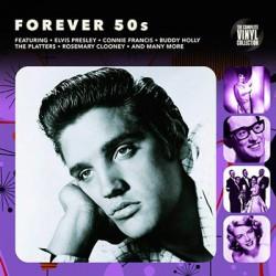 LP ELVIS -Forever 50s - Vinilo