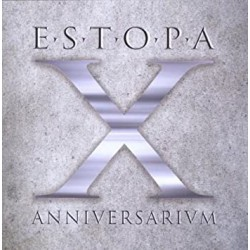 CD ESTOPA -ANIVERSARIUM- 2CD