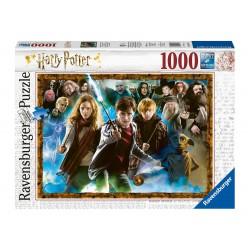 Harry Potter Puzzle Young Wizard