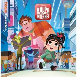 RALPH ROMPE INTERNET. PEQUECUENTOS