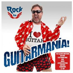 CD VARIOS ARTISTAS  ROCK FM -GUITARMANIA- 2CD