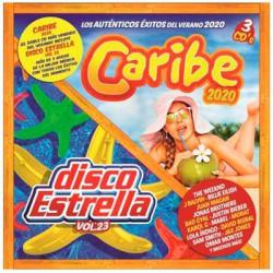 CD VARIOS -DISCO ESTRELLA VOL.21  2018-  2CD