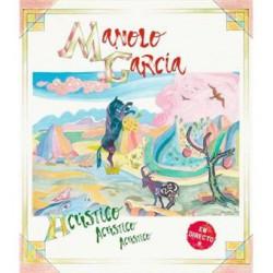 CD MANOLO GARCIA -ACÚSTICO, ACÚSTICO, ACÚSTICO- EN DIRECTO 2CD+2DVD
