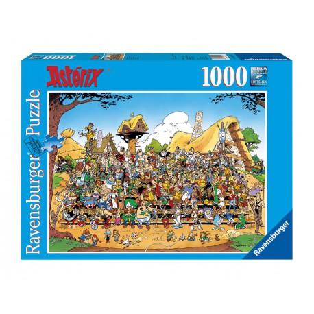 Astérix Puzzle Family Photo (1000 piezas)