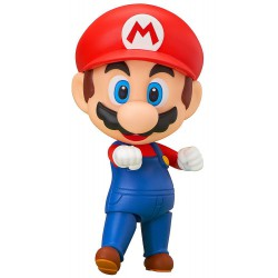 Super Mario Bros. Nendoroid Figura Mario 10 cm