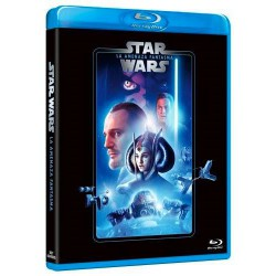 Blu-Ray  Star Wars Episodio I La Amenaza Fantasma