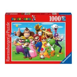 Nintendo Puzzle Super Mario (1000 piezas)