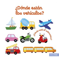 Dónde están los vehículos