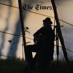 CD NEIL YOUNG -THE TIMES-