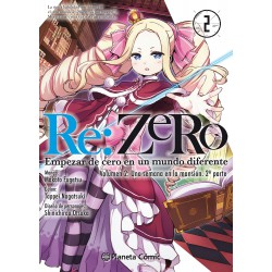 Re:Zero Chapter 2 (manga) nº 02