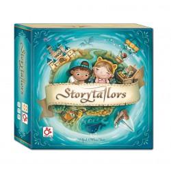 Juego de mesa para niños -Storytailors de Marie y Wilfred Fort