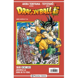 Dragon Ball Serie Roja nº 247