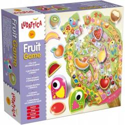 Ludattica-Puzzle y tabla de juegos fruit game