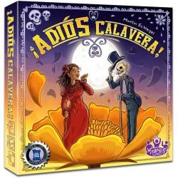 Juego de cartas- Adiós Calavera - Tranjis Games