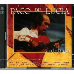2cd Paco de Lucía -Antología-