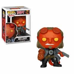 Funko Pop Hellboy with BPRD Tee 9 cm