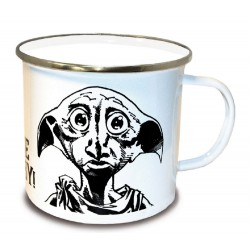 Harry Potter Taza Enamel Free Dobby