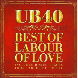 CD UB40 LABOUR OF LOVE III