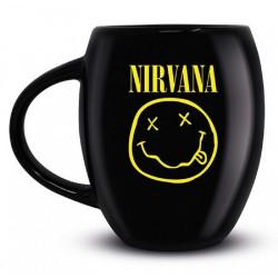 Taza de Cerámica Nirvana Taza Oval Lips