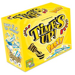 Time s Up juego de adivinar personajes