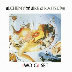 CD Dire Stratirs 2cd -ALCHEMY LIVE-