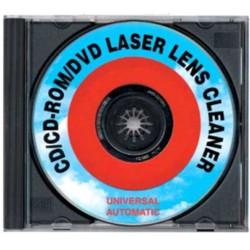 Limpiador -con liquido- de Lentes CD-DVD-BluRay... con Test de Audio