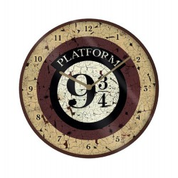 Harry Potter Reloj de Pared Platform 9 3/4