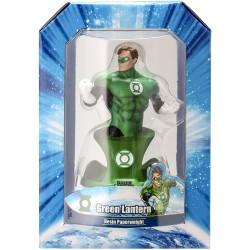 Figura Linterna Verde Busto Pisapapeles