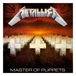 Metallica Rock Saws Puzzle Master Of Puppets (1000 piezas)