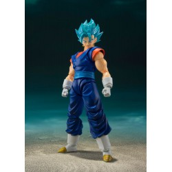 Dragon Ball Super Figura S.H. Figuarts Super Saiyan God Super Saiyan Vegito Super 14 cm