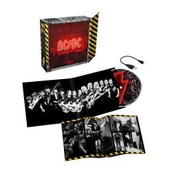 Ac-Dc Caja -Power Up- Ed. Limitada cd deluxe caja con luz -The new album 2020-