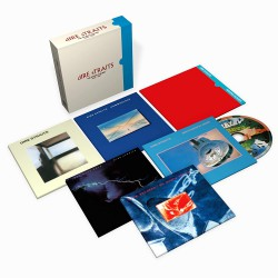 CD DIRE STRAITS & MARK KNOPFLER THE BEST OF-PRIVATE INVESTIGATIONS