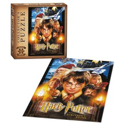 Harry Potter y la piedra filosofal Puzzle Collector Movie (550 piezas)