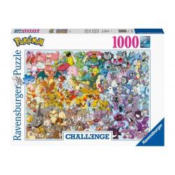 Pokémon Challenge Puzzle Group (1000 piezas)