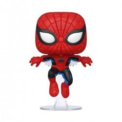 Funko pop Marvel 80th Vinyl Figura Spider-Man (First Appearance) 9 cm