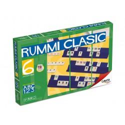 Cayro - Rummi Classic 6 Jugadores - Juego Tradicional - Juego de Mesa