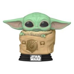 Funko pop, Star Wars The Mandalorian Child in Bag 9 cm