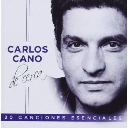 CD CARLOS CANO -LO MEJOR DE CARLOS CANO-