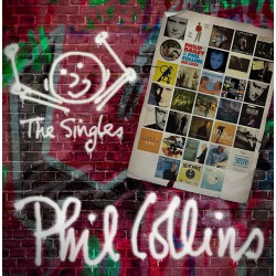 Triple CD Phil Collins -The Singles-