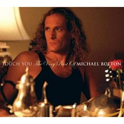 CASSETTE MICHAEL BOLTON GREATEST HITS 1985-1995