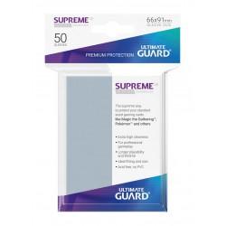 Ultimate Guard Supreme UX Sleeves Fundas de Cartas Tamaño Estándar Transparente (50)